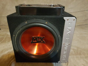 """12"""" MTX Subwoofer and amp combo"""
