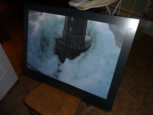 For Sale - Lighthouse Print - Perma Placqued