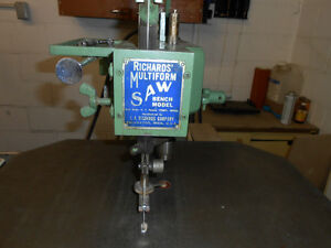 INDUSTRIAL SCROLL SAW West Island Greater Montréal image 3