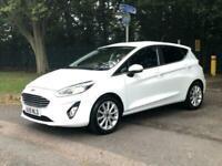 2019 Ford Fiesta 1.0 EcoBoost Titanium 5dr HATCHBACK Petrol Manual