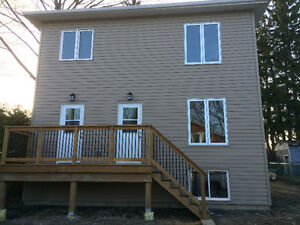 2 Brand New Two Bedroom Apartments For Rent