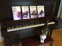 SW/NW In-home piano lessons