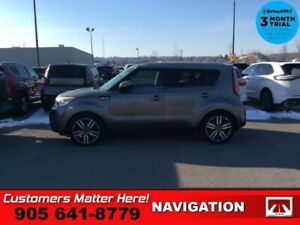 2015 Kia Soul SX Luxury  NAV PANO-ROOF LEATH COOLED-SEATS 1OW-P/