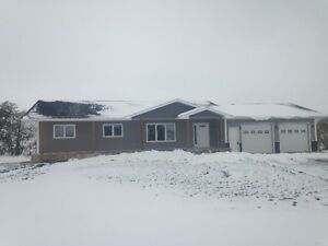 New House for Sale SE of Swift Current