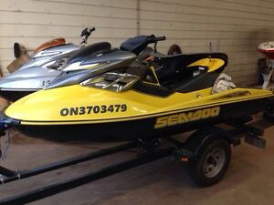 2004 SEA DOO RXP 215   ** PARTING OUT **