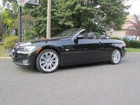 2007 BMW 3 Series  Manuelle , Convertible 79000 KM .Aubaine !!