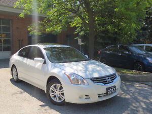 2012 Nissan Altima 2.5 S,Heated Seat , SunRoof , CERTIFIED