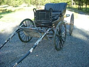 buggy and carriage
