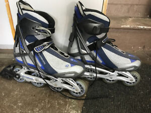 Roller blade (linear) boots