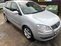 Volkswagen Polo 1.9TDI ( 100PS ) 2007MY Sport