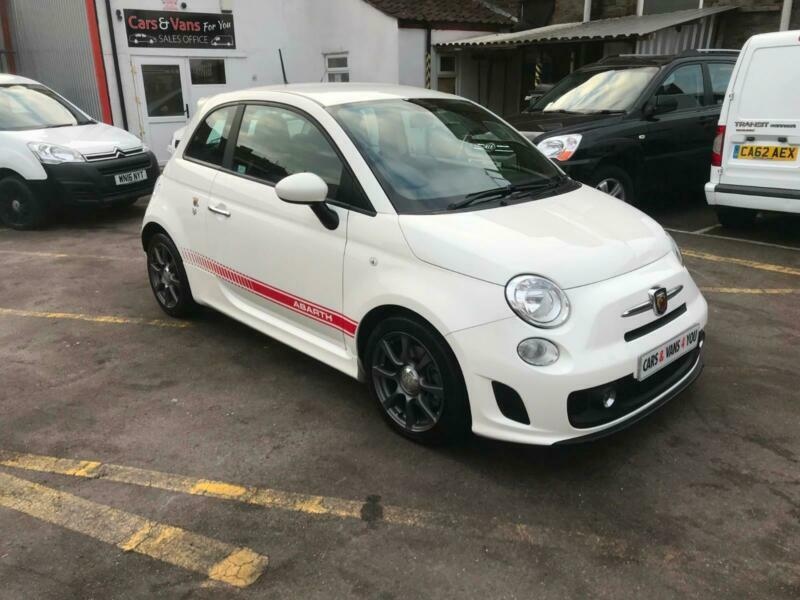 2016 ABARTH 595 CUSTOM M-T-A AUTOMATIC PADDLE SHIFT 3 DOOR HATCHBACK   in  Kingswood, Bristol   Gumtree