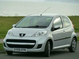 image for PEUGEOT 107 1.012v URBAN VERY LOW MILEAGE FANTASTIC CONDITION PERFECT FIRST CAR