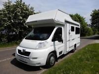 Compass Aventgarde 140 2007 4 Berth Rear U Shaped Lounge For Sale
