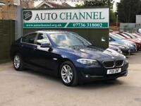 2011 BMW 5 Series 2.0 520d SE 4dr