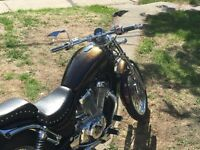Custom bike for sale !!