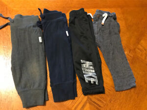 9 pairs of 12 month boy pants. $2 each or $15 for all