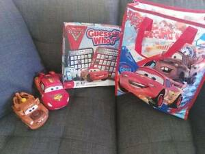 Disney cars assorted items Bass Hill Bankstown Area Preview