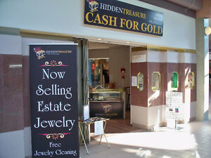 CASH IN ON YOUR GOLD!  HIDDEN TREASURE CASH FOR GOLD