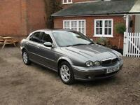 2003 JAGUAR X-TYPE 2.0 V6 SE - ONE OWNER - FULL JAGUAR SERVICE HISTORY -
