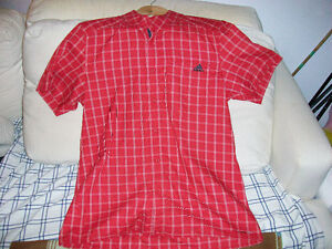 Adidas Shirt - BRAND NEW - RED - ADULT MENS MEDIUM