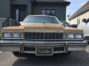 Cadillac d'exception