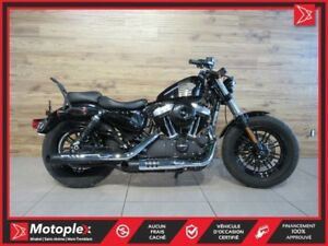 2016 Harley-Davidson XL1200 Sportster FORTY EIGHT   41$/SEMAINE