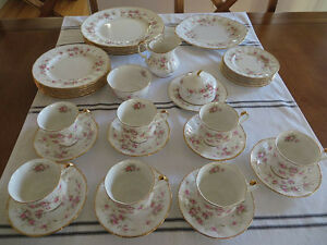 Paragon Victoriana Rose Dishes