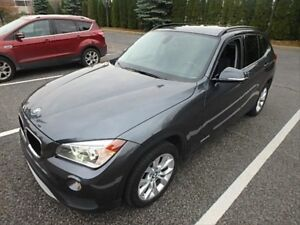 2014 BMW X1 xDrive28i LEATHER! MOON ROOF! HANDS FREE! HEATED...