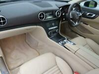 2019 Mercedes-Benz SL CLASS CONVERTIBLE SL 500 AMG Line 2dr 9G-Tronic Auto Conve