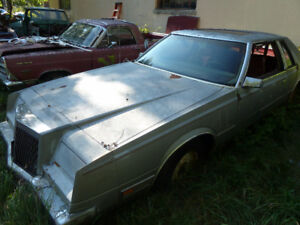 REDUCED TO $500 - 1981 & 1982 CHRYSLER IMPERIALS