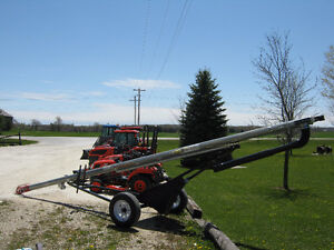 Hydraulic Transport Auger