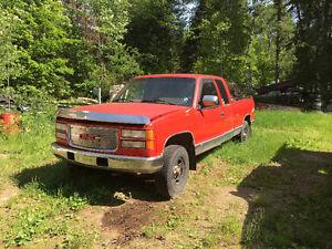 1994 GMC Sierra Camionn