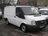 2007 FORD TRANSIT T260S SWB 2.2 TDCI Diesel Van