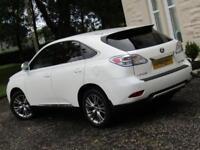 2012 Lexus RX 450h 3.5 Advance CVT 4WD 5dr (Pan roof)