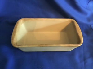 Large Pampered Chef Loaf Pan Stoneware