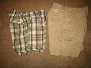 Boys 18 Months Shorts, pants and Sweaters