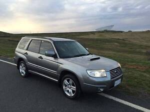 2007 Subaru Forester XT 79V Auto AWD MY07 O'Malley Woden Valley Preview