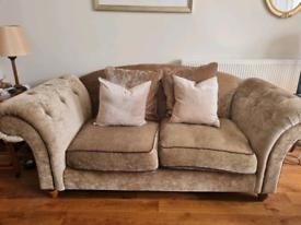 Sofology Regent Sofa oversized chesterfield