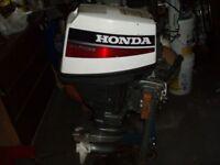 9.9 honda 4 stoke outboard motor