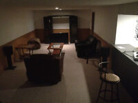 Downtown Basement rental