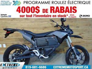 2017 Zero Motorcycles Zero X FX ZF6.5 DEMO