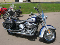 2007 Harley Davidson Heritage Softail Classic ONLY 10 626KMS