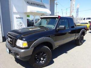 2009 Ford Ranger FX4/Off-Road 4x4, SuperCab, Auto, Leather