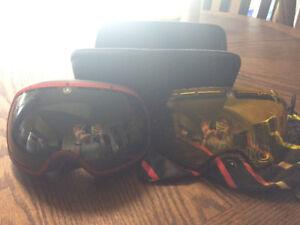 VonZipper Snowboarding Goggles