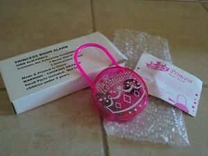 Brand new in box Princess alarm lock battery operated toy London Ontario image 7