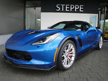 Corvette Z06 8-Gg. Automatic Carbon Packet Europamod.2016