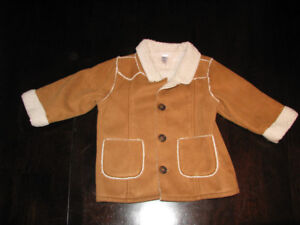 18m Sheepskin Coat, adorable for toddlers