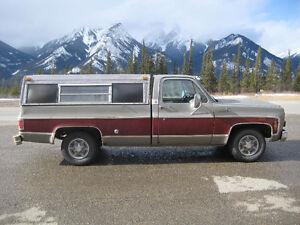 1977 gmc sierra runs very good low miles