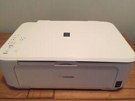 Cannon Pixma colour printer and copier