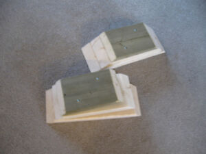 RV TRAILER LEVELING BLOCKS